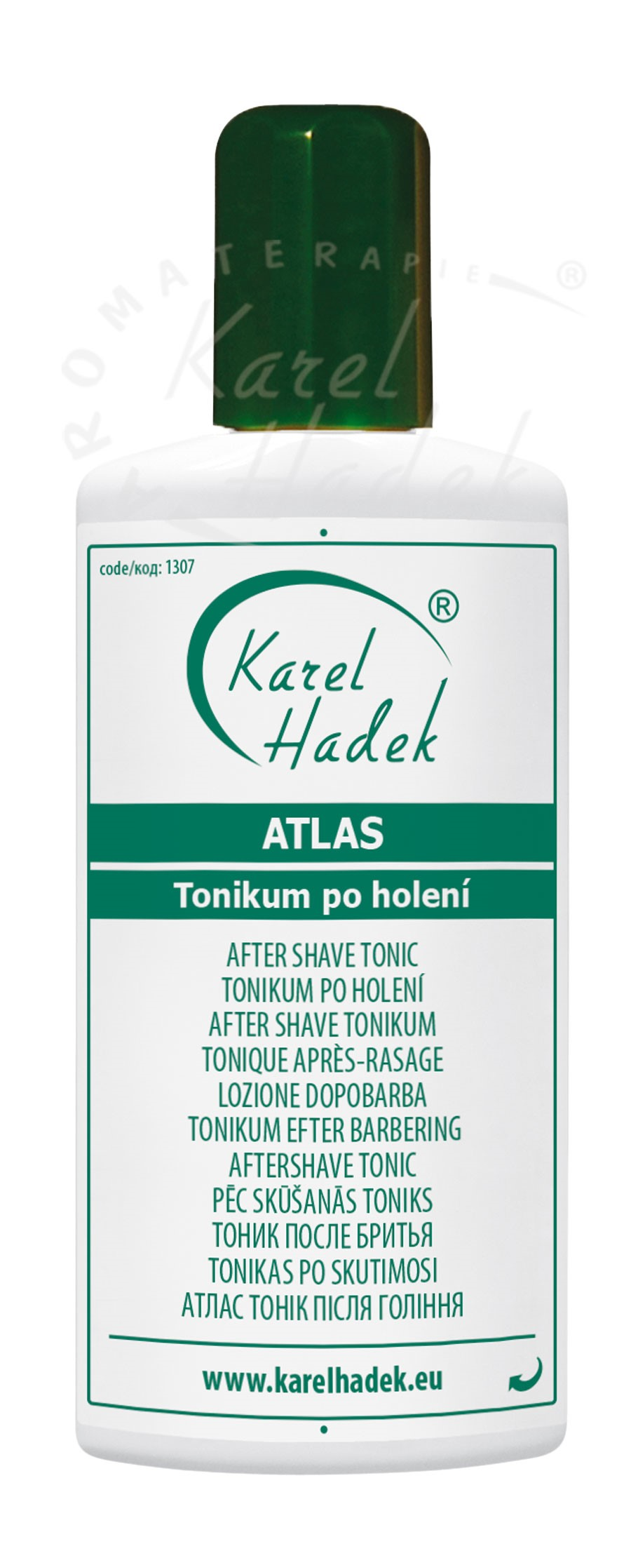 KH - ATLAS Tonikum po holení 20 ml