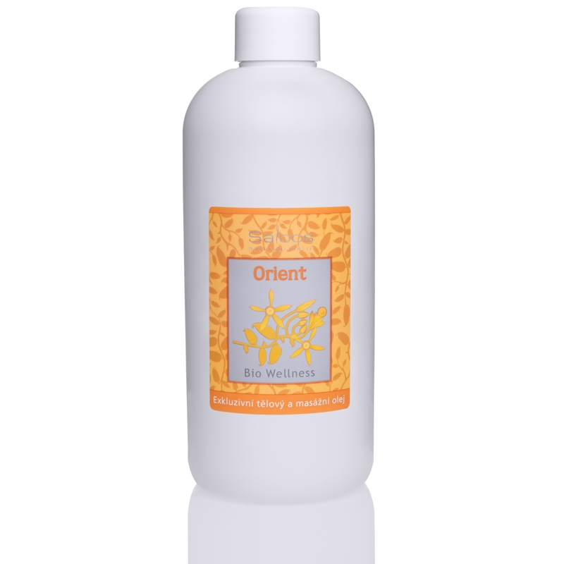 Saloos Bio wellness olej Orient 500 ml