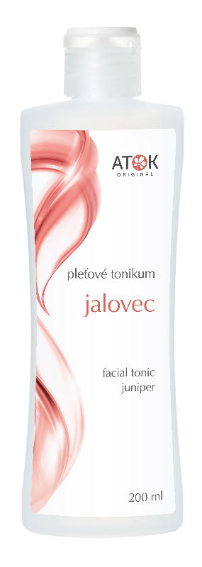 Atok Pleťové tonikum Jalovec 200 ml
