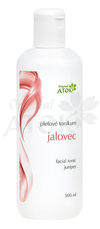 Atok Pleťové tonikum Jalovec 500 ml