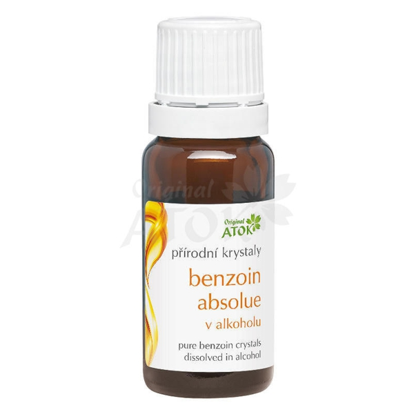Atok Benzoin absolue - roztok 10 ml