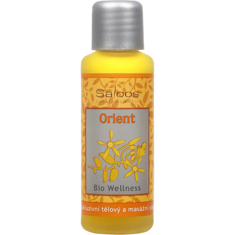 Saloos Bio wellness olej Orient 50 ml