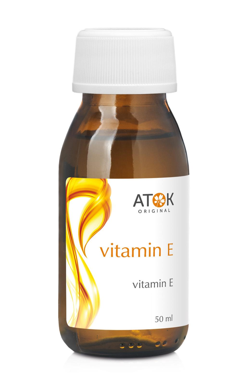 Atok Vitamin E 50 ml