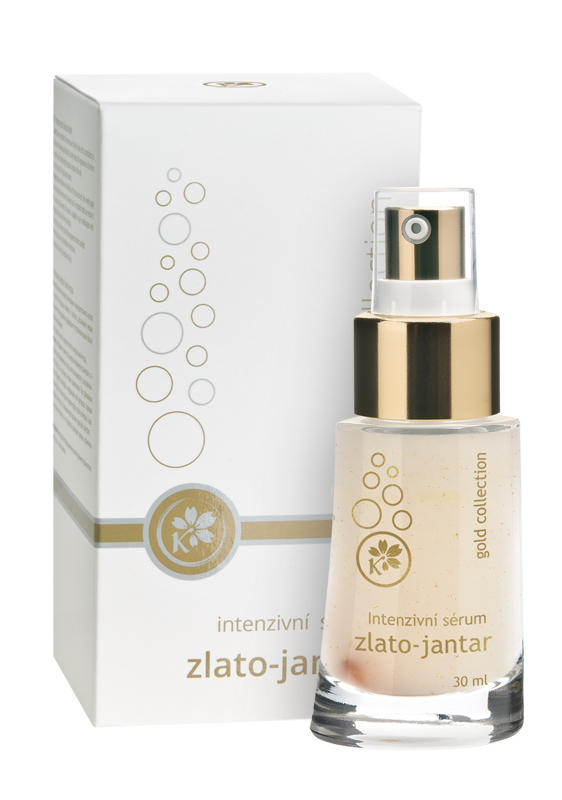 Atok Intenzivní sérum Zlato-jantar 30 ml