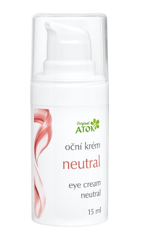Atok Oční krém Neutral 15 ml