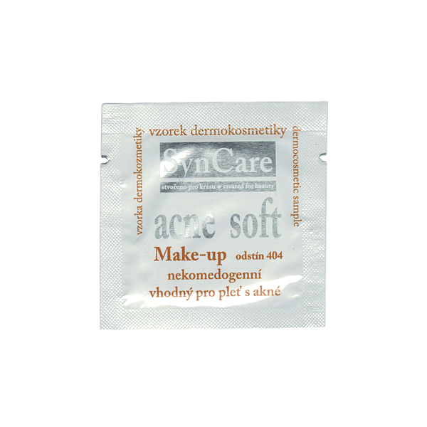Syncare Acne Soft make-up /odstín 404/ 1,5 ml