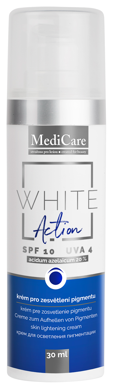 Syncare WHITE ACTION krém 30 ml