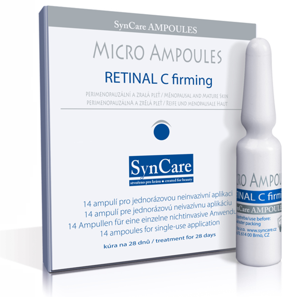 Syncare Micro Ampoules - RETINAL C firming 14 x 1,5 ml