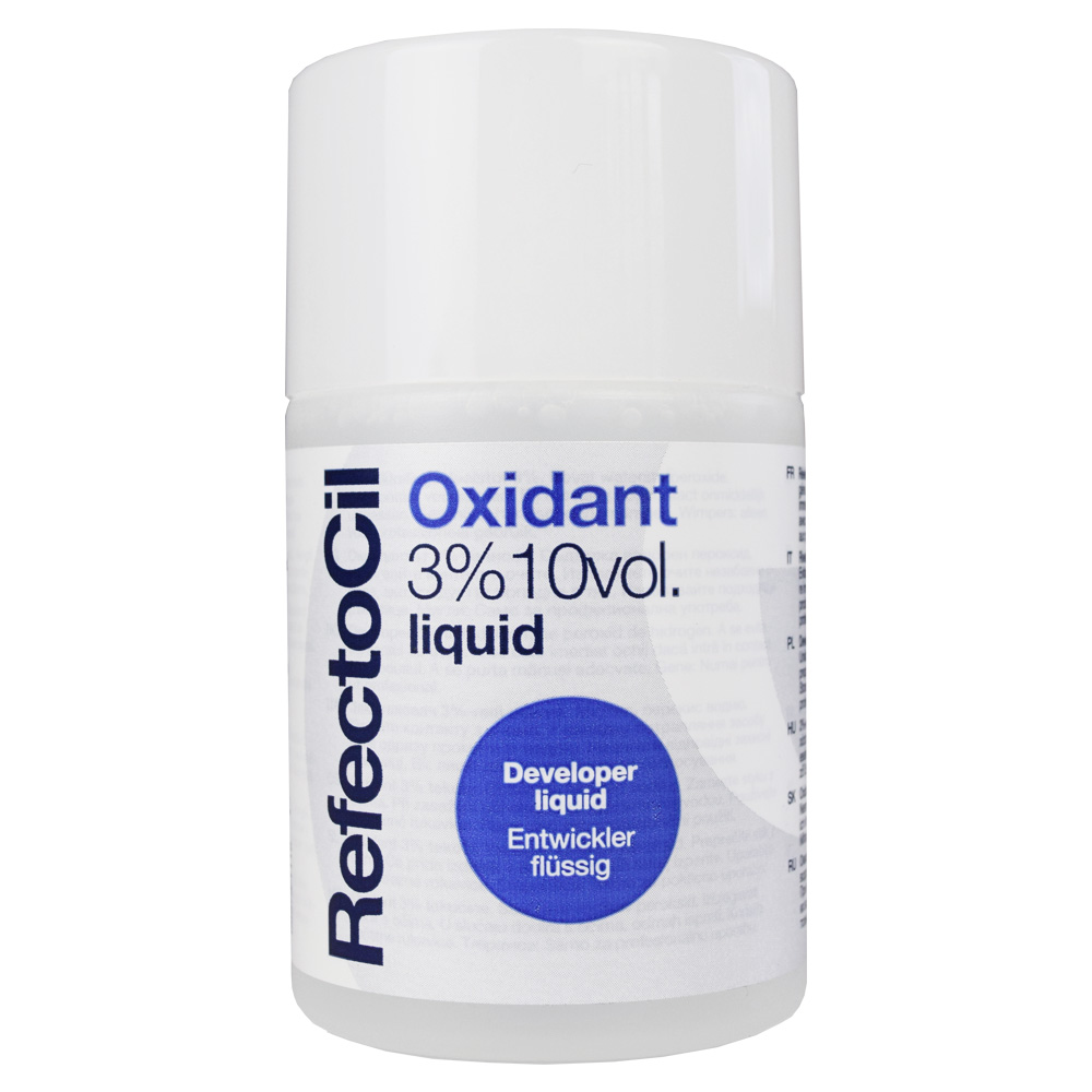 RefectoCil Oxidant 3% liquid 100 ml