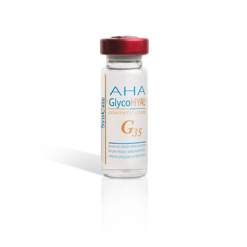 Syncare G35 AHA GlycoHyal , pH 1,3  8 ml