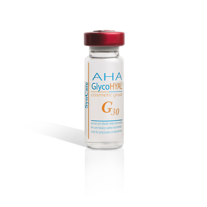 Syncare G30 AHA GlycoHyal, pH 1,4  8 ml