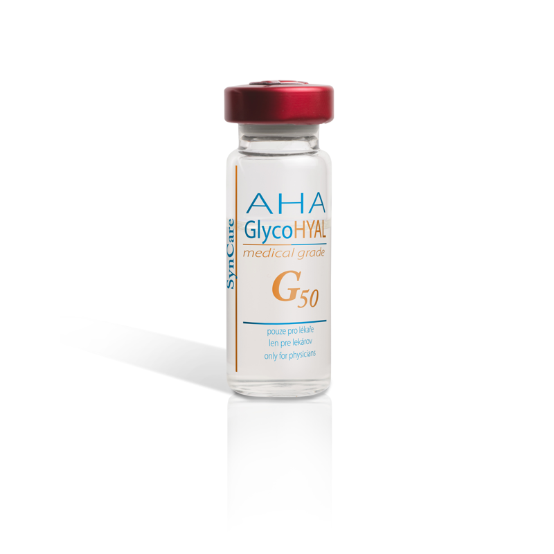 Syncare G50 AHA GlycoHyal - medical grade  8 ml