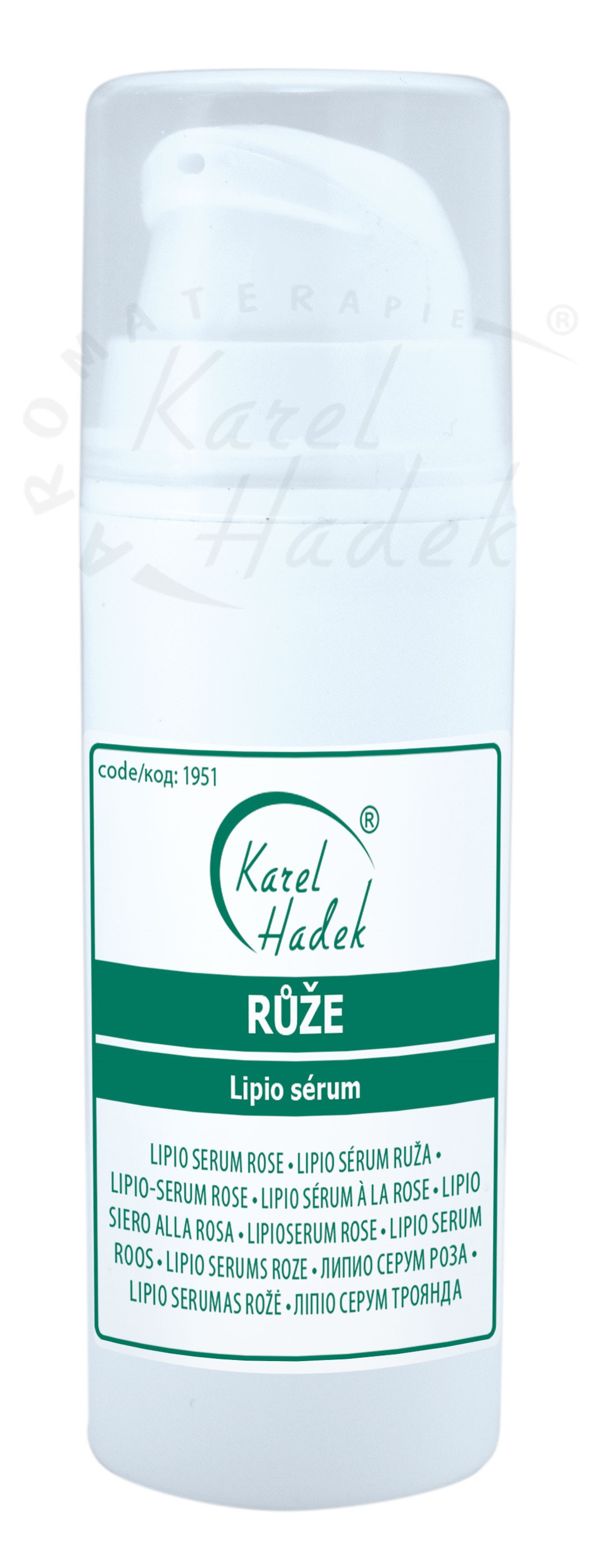 KH - RŮŽE LIPIO SÉRUM 30 ml