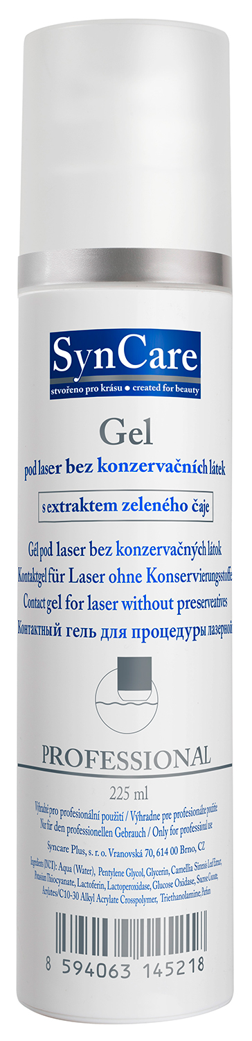 Syncare Gel pod laser 225 ml