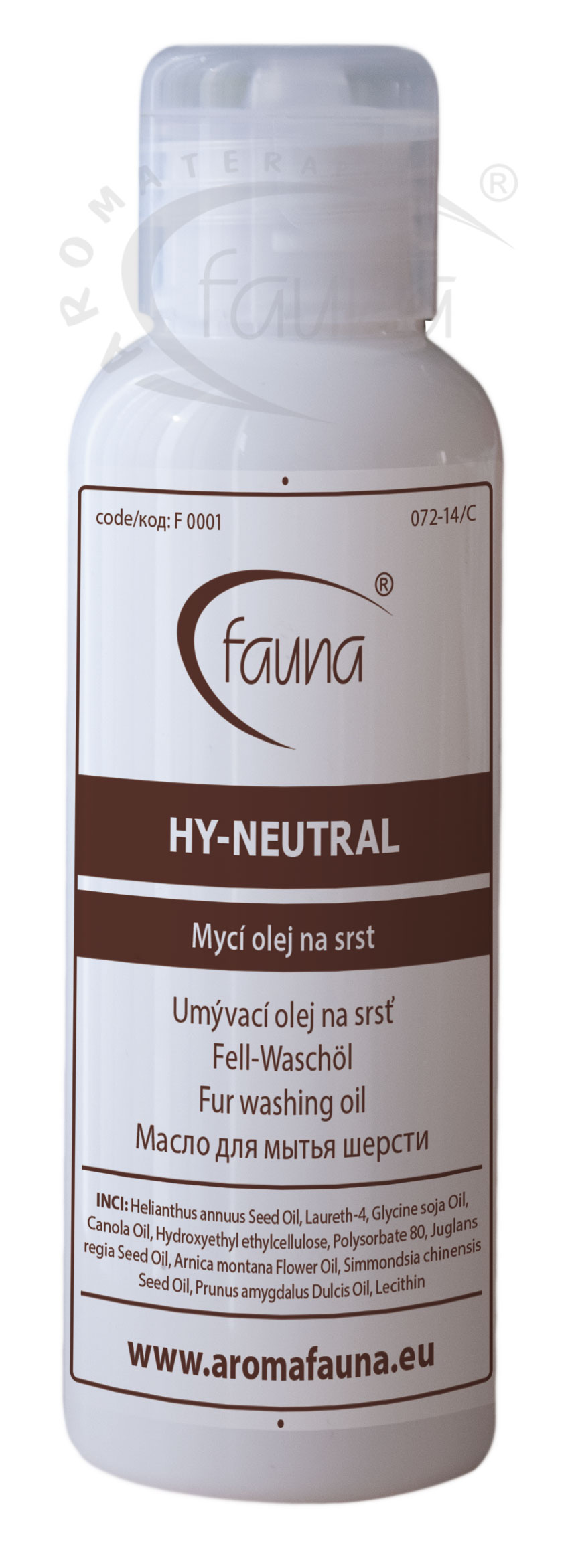 AF - HY - NEUTRAL 100 ml
