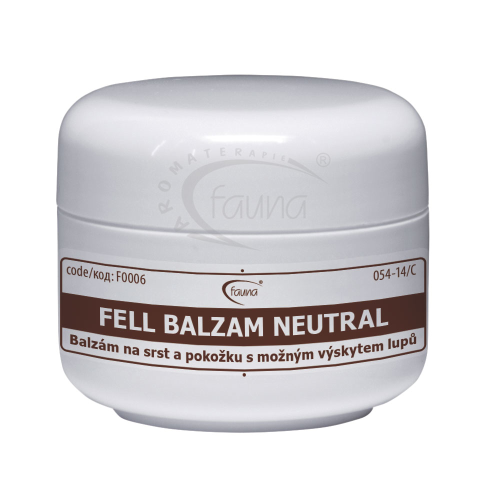 AF - FELL BALZAM NEUTRAL 100 ml
