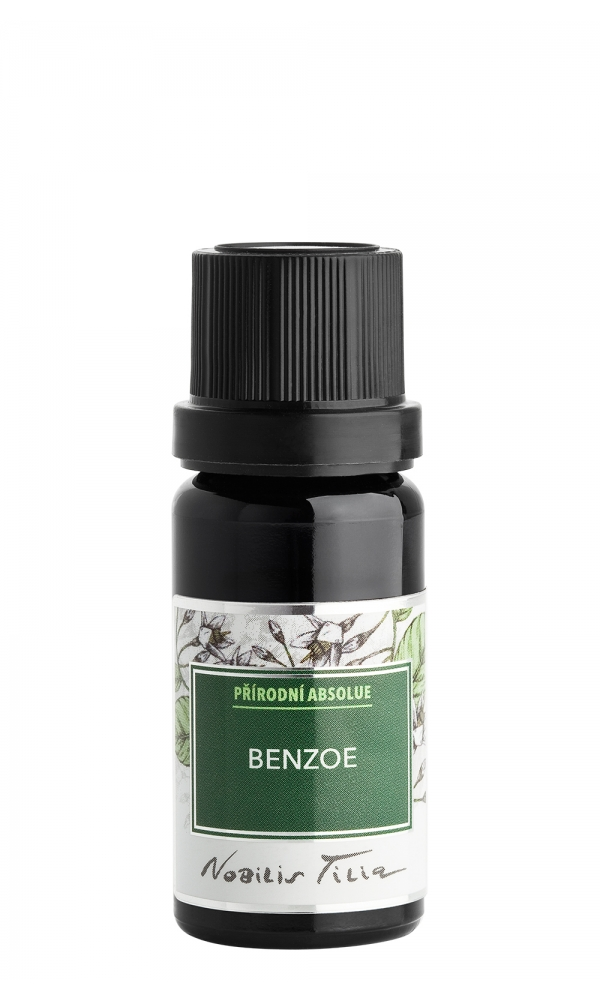 Nobilis BENZOE ABSOLUE 50% 10 ml
