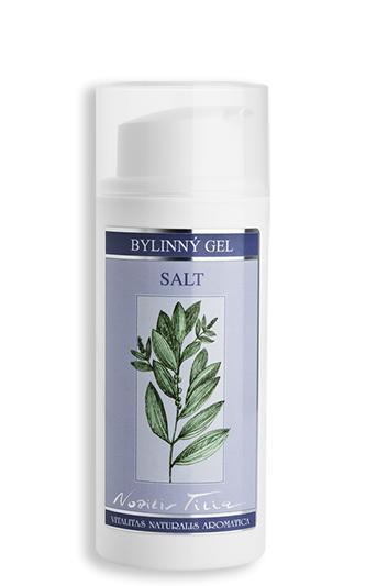 Nobilis ČISTICÍ GEL SALT 100 ml