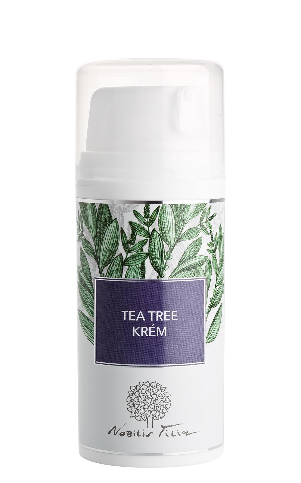 Nobilis TEA TREE KRÉM 100 ml
