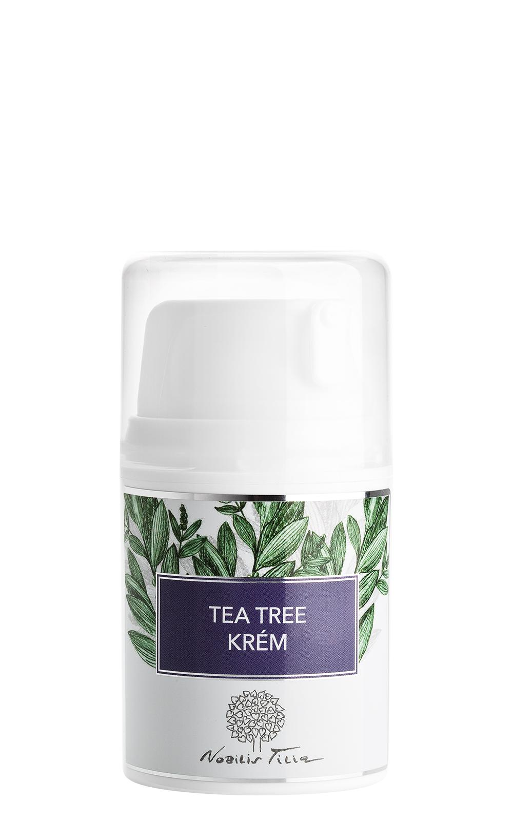 Nobilis TEA TREE KRÉM 50 ml