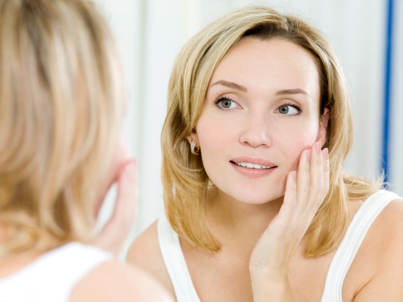 Regenerační obličejové oleje